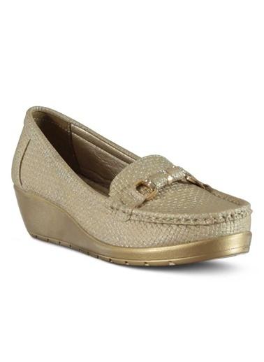 Dolgu Topuk Ayakkabı-Marjin